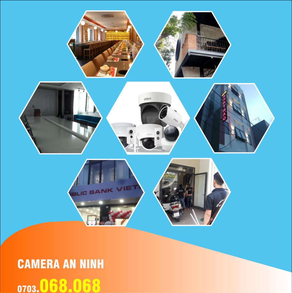 Lắp đặt camera an ninh Đà Nẵng