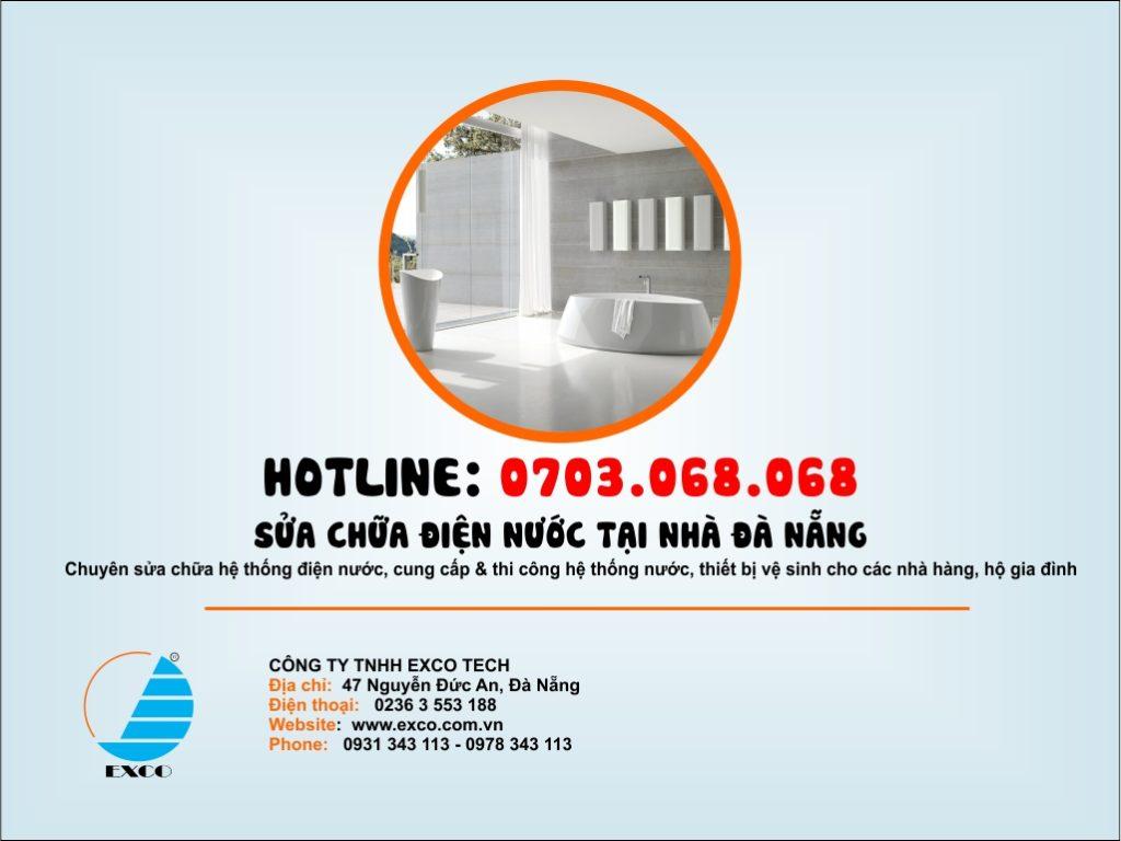 Điện nước tại nhà Đà Nẵng 1